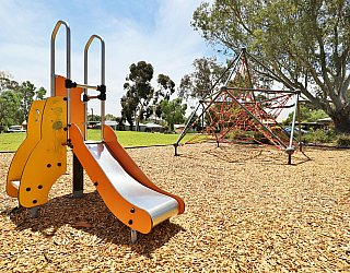 Rajah Street Reserve Playground 2