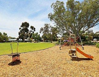 Rajah Street Reserve Playground 3