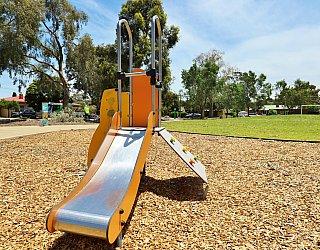 Rajah Street Reserve Playground Slide 1