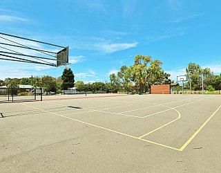 Rajah Street Reserve Sports Basketball 3