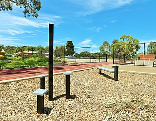 Rajah Street Reserve Sports Fitness 1