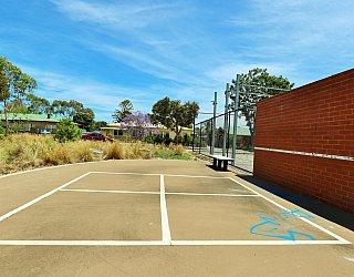 Rajah Street Reserve Sports Handball 1
