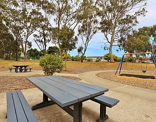 Ramsay Avenue Reserve Facilities Picnic 1
