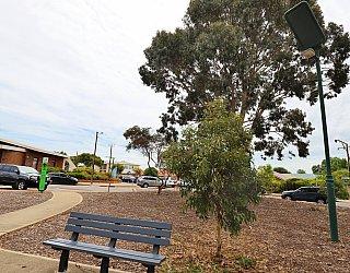 Ramsay Avenue Reserve Facilities Seat 1
