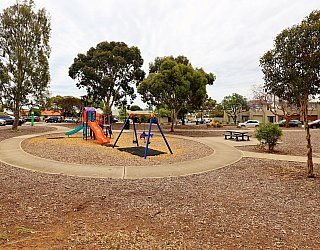 Ramsay Avenue Reserve Playground 1