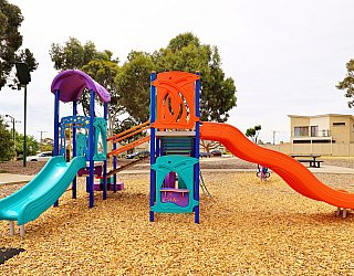 Ramsay Avenue Reserve Playground Multistation 3