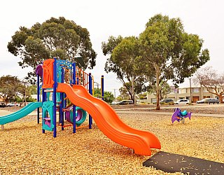 Ramsay Avenue Reserve Playground Multistation 6