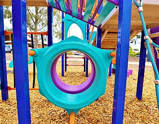 Ramsay Avenue Reserve Playground Multistation 7