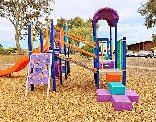 Ramsay Avenue Reserve Playground Multistation 8