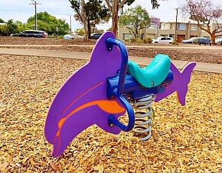 Ramsay Avenue Reserve Playground Springer 1