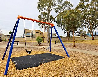 Ramsay Avenue Reserve Playground Swings 1