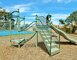 Stanley Street Reserve Playground Multistation 2