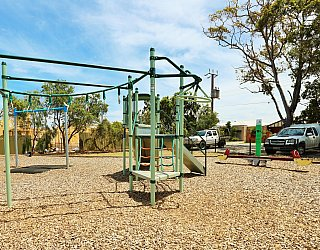Stanley Street Reserve Playground Multistation 3