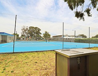 Stanley Street Reserve Southern End Facilicites Bbq 1