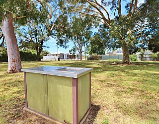 Stanley Street Reserve Southern End Facilicites Bbq 2