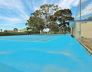 Stanley Street Reserve Tennis 1