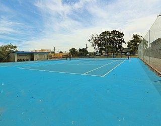 Stanley Street Reserve Tennis 2