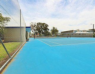 Stanley Street Reserve Tennis 5