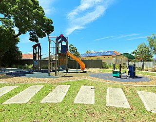Yapinga Street Reserve Facilities Path 4