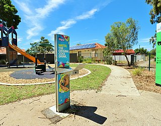 Yapinga Street Reserve Facilties Drinking Fountain 1