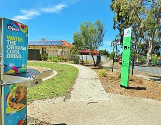 Yapinga Street Reserve Facilties Drinking Fountain 3