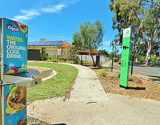 Yapinga Street Reserve Facilties Drinking Fountain 3