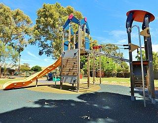 Yapinga Street Reserve Playground Multistation 1