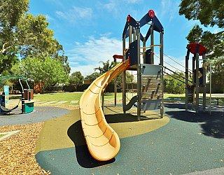 Yapinga Street Reserve Playground Multistation 3