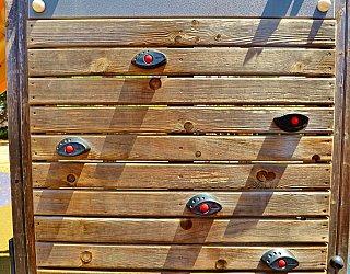 Yapinga Street Reserve Playground Multistation Climbing Wall 1