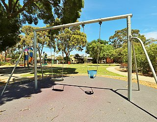 Yapinga Street Reserve Playground Swings 1