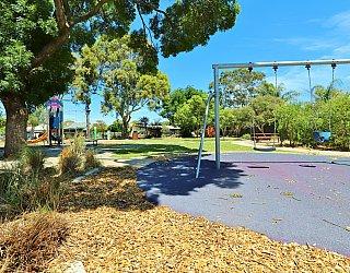 Yapinga Street Reserve Playground Swings 3
