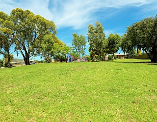 Eurelia Road Reserve 2