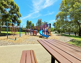 Eurelia Road Reserve Facilities Picnic 1