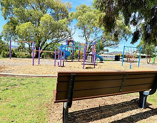 Eurelia Road Reserve Facilities Seat 1