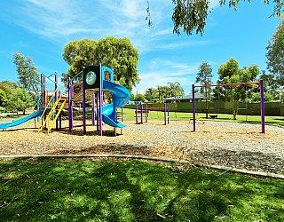 Eurelia Road Reserve Playground 3