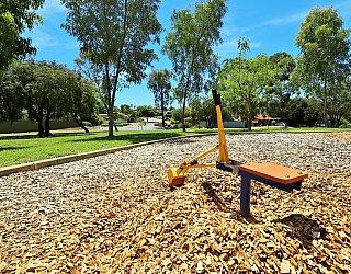 Eurelia Road Reserve Playground Digger 1