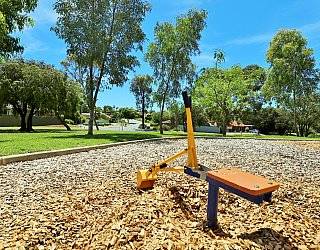 Eurelia Road Reserve Playground Digger 2