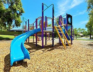 Eurelia Road Reserve Playground Multistation 4