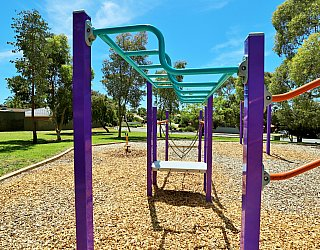 Eurelia Road Reserve Playground Multistation 5