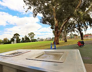 Glandore Oval Facilities Bbq 1