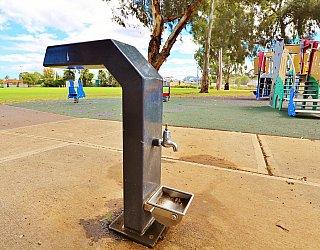 Glandore Oval Facilities Drinking Fountain 1