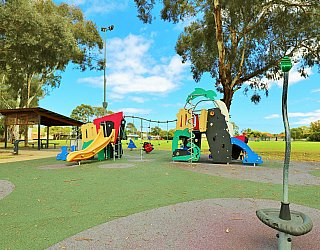 Glandore Oval Playground 3