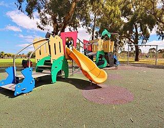 Glandore Oval Playground Multistation 1