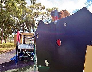 Glandore Oval Playground Multistation 2 Xb