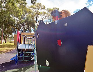 Glandore Oval Playground Multistation 2 Xb
