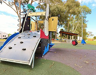 Glandore Oval Playground Multistation 3