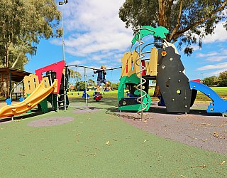 Glandore Oval Playground Multistation 3 Xb