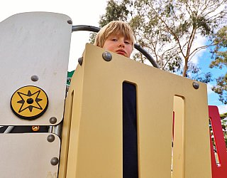 Glandore Oval Playground Multistation 5 Xb