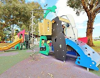 Glandore Oval Playground Multistation 6 Xb
