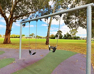 Glandore Oval Playground Swings 1